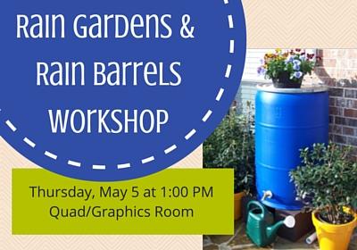 Rain Barrels Workshop